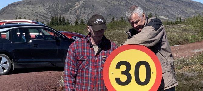 Dittað að ýmsu í Kerhrauni 30. maí 2019