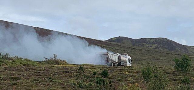 STÓRframkvæmdir í vegagerð 2020 – klæðning